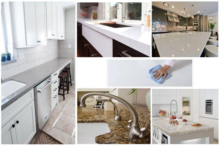 Image Result For Prefab Manufactured Granite Countertops