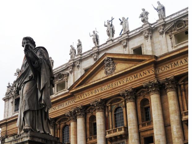 Petersdom, Rom, Vatikan, katholisch