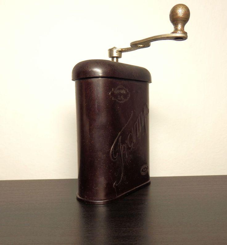 TOP ältere Version,WK II Tramp Garantie BO WH bakelit Kaffeemühle coffee grinder | eBay