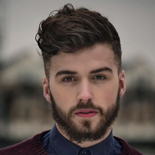 Top 10 Men's Curly Hairstyles http://www.menshairstyletrends.com/10-mens-curly-hairstyles/