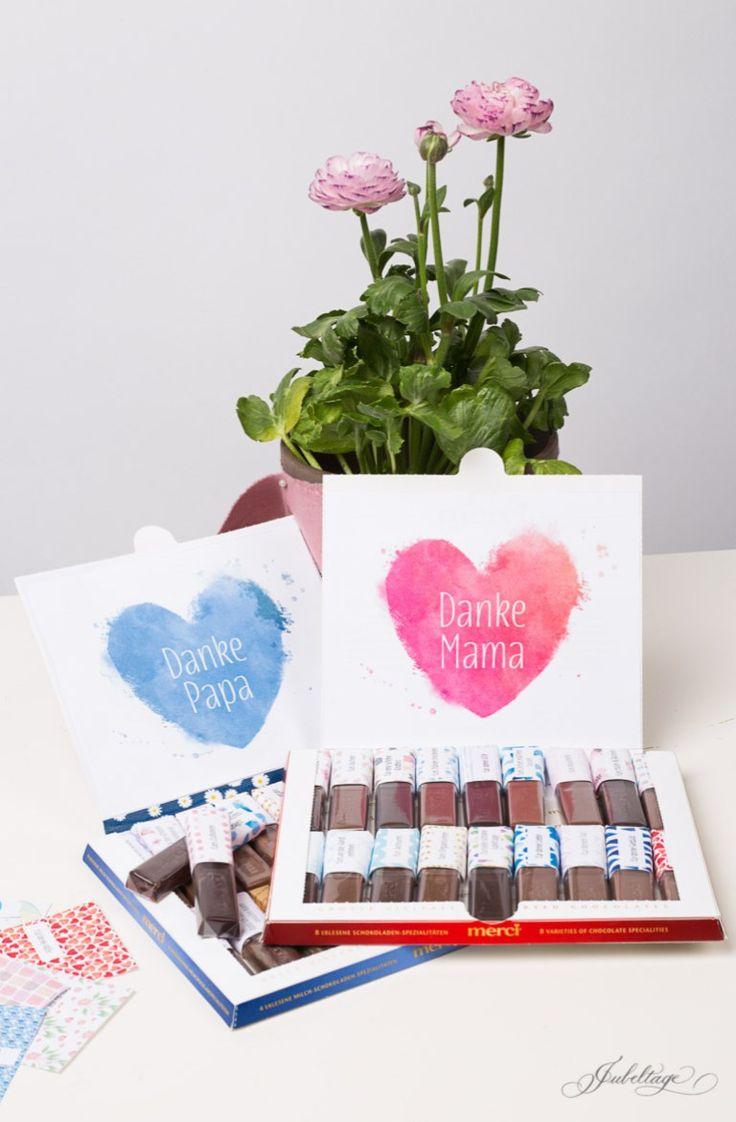 25 best merci schokolade ideas on pinterest schokolade for Diy geschenke fa r beste freundin