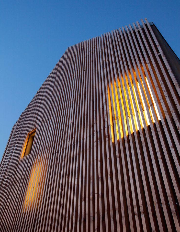 Best wood facade ideas on pinterest timber cladding