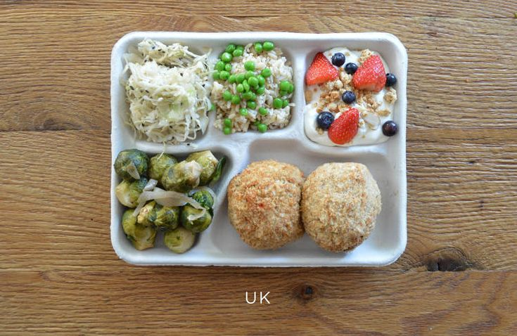 6 | Take A Mouth-Watering Tour Of School Lunches From Around The World (And The Embarrassing U.S. Equivalent) | Co.Exist | ideas + impact SCHOOL LUNCH IN THE UK