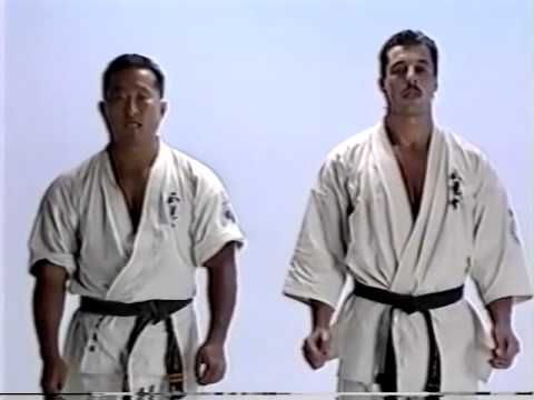 ▶ Andy Hug, Kyokushin Karate Kumite Techniques - YouTube