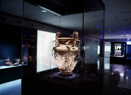 Visit Greece | Archaeological Museum of Thessaloniki #museums #art #culture #Thessaloniki