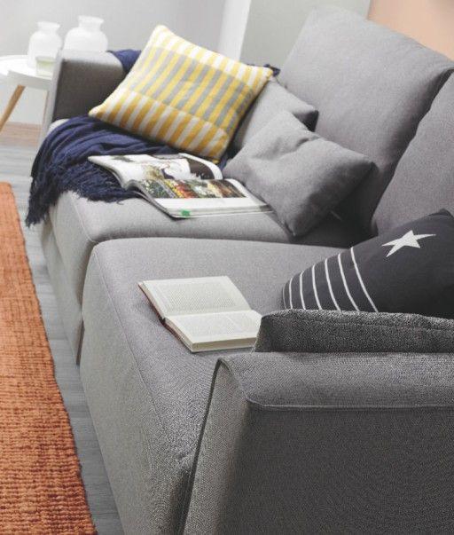 Novedades en sof s sof bcn plus de tres plazas muy for Sofas pequenos y comodos