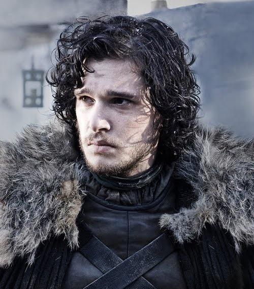Jon Snow fills many moments in my daydreams