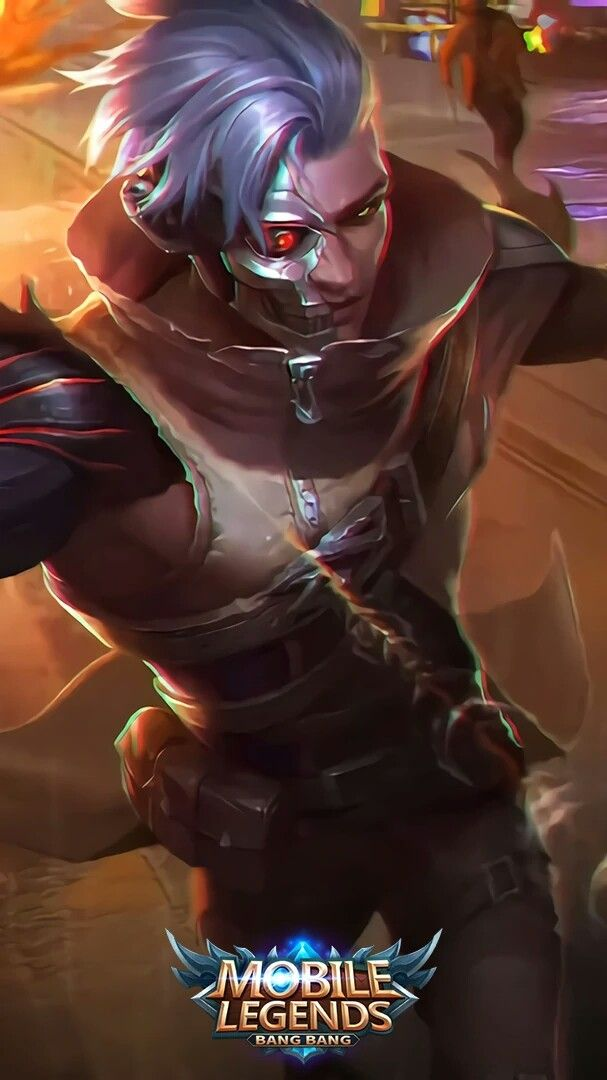 Granger Elite Skin Mobile Legends Dengan Gambar Animasi