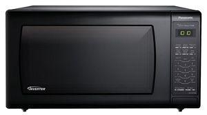 5. Panasonic NN-SN736B Countertop Microwave Oven