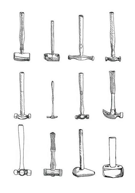 Hammers, via Flickr.