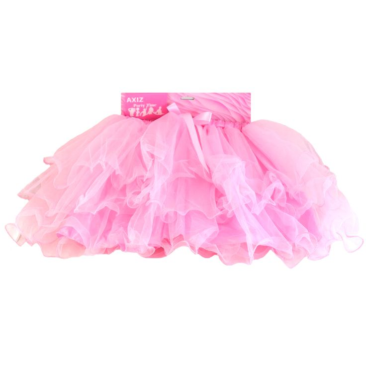 Hens Party Tutu - Pink Tutus are the perfect Hens night accessory! Gorgeous layered and lined Pink Tutu for the Bride To Be, or get one for all the girls to really make an impression! Team with one...