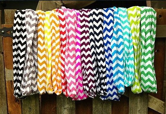 $9.99 http://www.bonanza.com/listings/FREE-SHIPPING-in-16-colors-Chevron-Infinity-Scarf-Eternity-Zig-Zag-Stripe-Loop/217742142