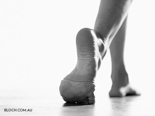 Bloch Dance Shoes, Soleil Foot Glove