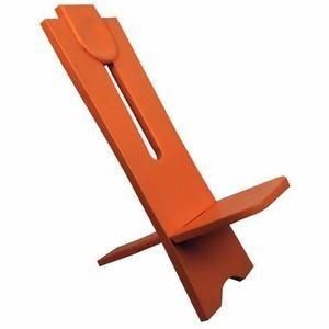 Chaise ˆ Palabre Orange [Meuble d'appoint] [Afrique - Achat / Vente chaise - Cdiscount