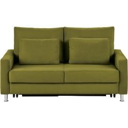 Sofa with sleeping function in gray 'Esther' BessagiBessagi   – Products
