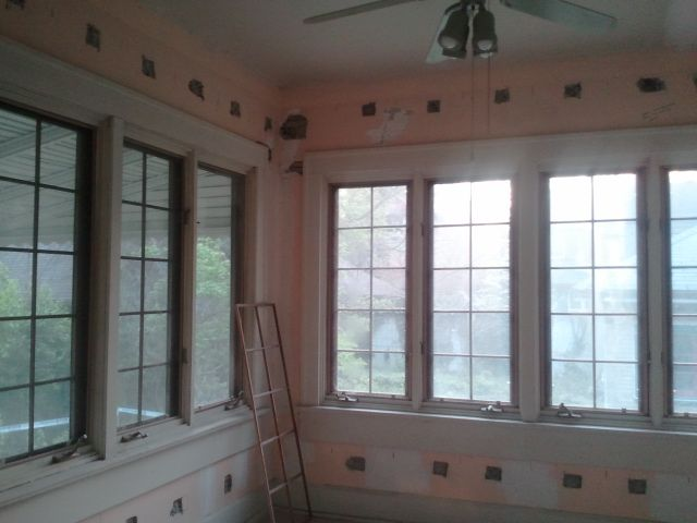 17 best ideas about cellulose insulation on pinterest - How to blow insulation into exterior walls ...