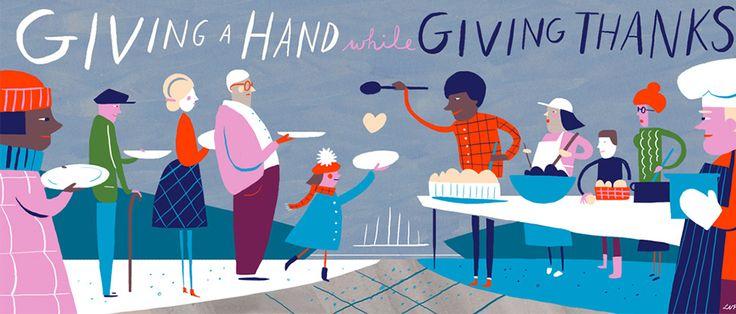 Thanksgiving Volunteer Opportunities NYC