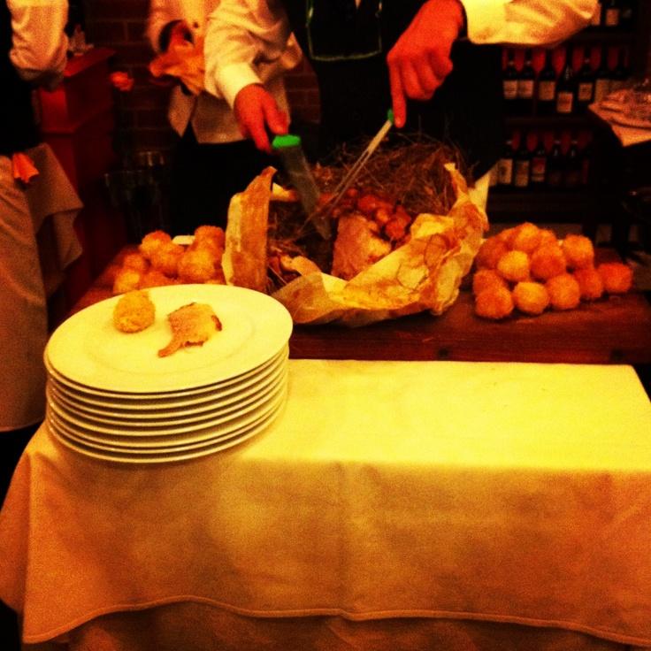 Ecco cosa si mangia al ristorante Il Monferrato di Torino #lamiatorino