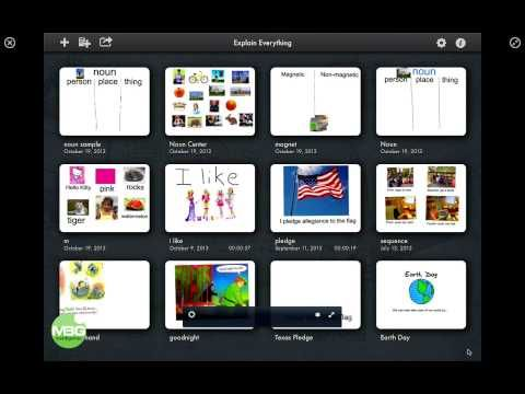 Explain Everything App 101: Quick Video Intro on how I used this app to teach nouns during large group. Great app for the ONE iPad classroom!