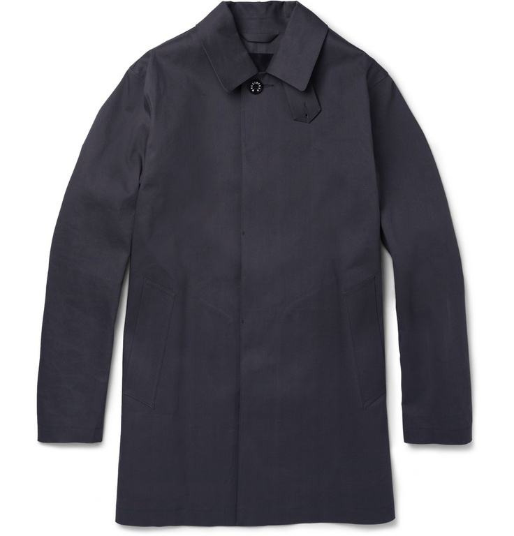 MackintoshDunoon Handmade Bonded-Cotton Rain Coat|MR PORTER
