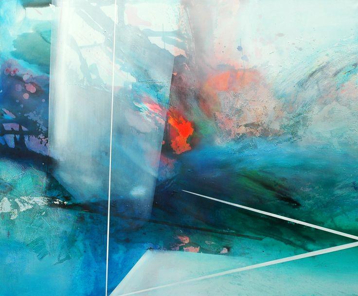 Agata Kosmala, Bez tytułu, 2015, z1, 300x200 cm