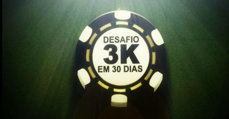 Desafio 3K - Ganhe dinheiro online de uma vez por todas!