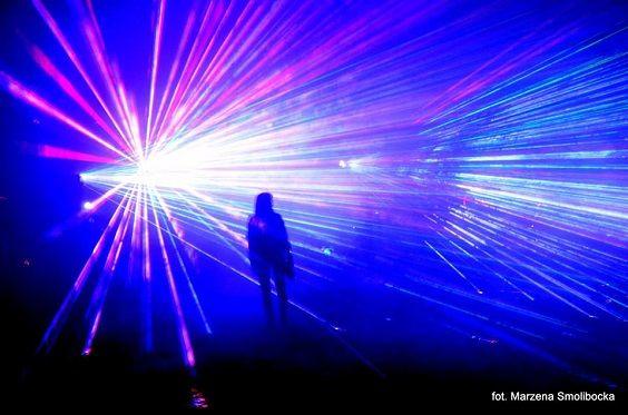 Zakończenie Wakacji i pokaz laserowy