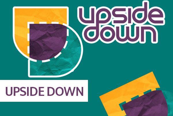 Making a bag – UPSIDE DOWN  – by Fondante Media