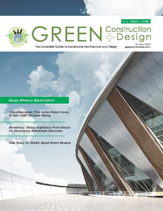 Get Your Digital Subscription Issue Of Green Construction Design Magazine On Magzter And Enjoy Reading The IPad IPhone Android Devices