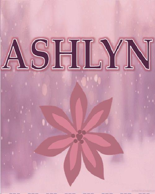 Hvad Betyder Navnet Ashlynn