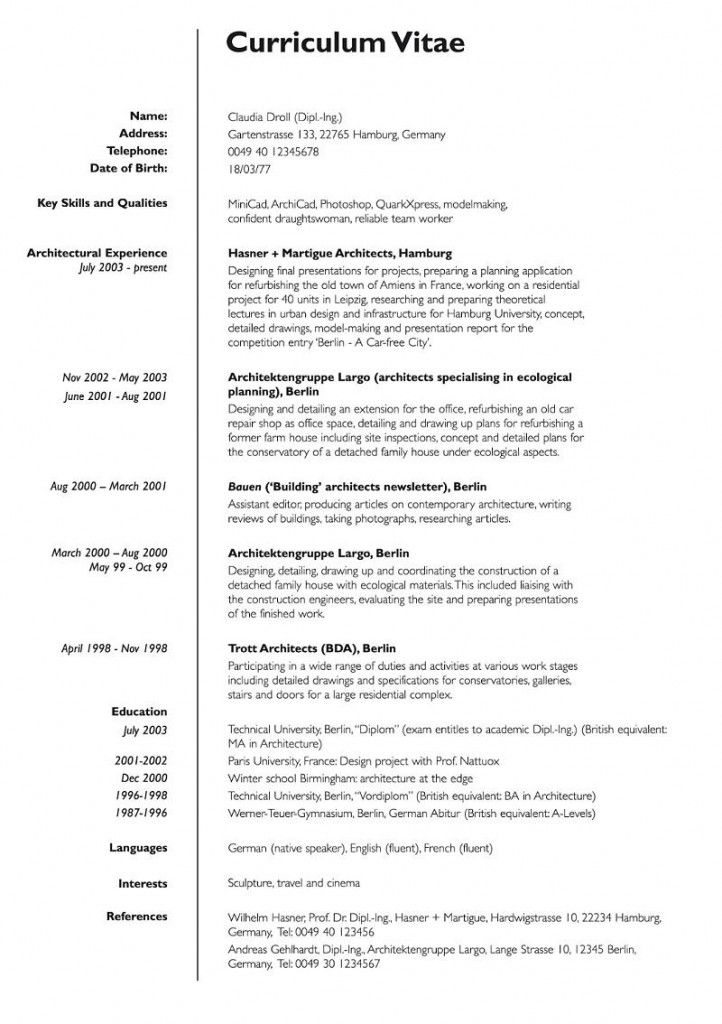 38 Beste Lebenslauf Englisch 2021 Lebenslauf Englisch 2021 Lebenslauf Englisch Lebenslauf Englisch Vo Curriculum Vitae Curriculum Vitae Resume Focus Online