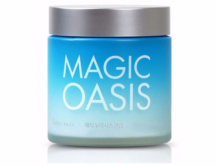 Aprilskin Magic Oasis Moisturizing Cream 3.38 oz Korean Cosmetics #Aprilskin