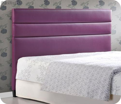 M s de 25 ideas incre bles sobre camas tapizadas en - Cabeceras de cama tapizadas ...
