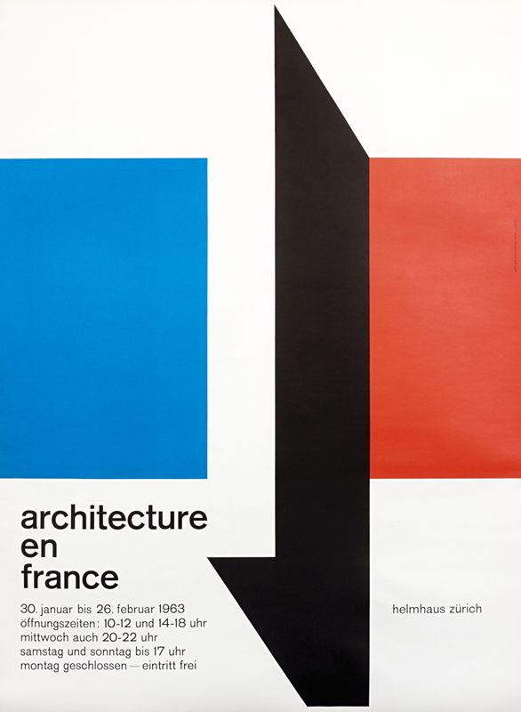 Architecture en France by Graf, Carl B. | Vintage Posters at International Poster Gallery