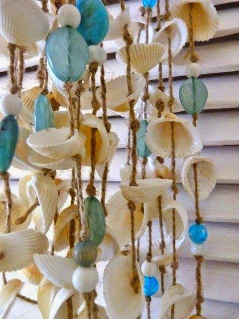 50-DIY-Ideas-with-sea-shells-37.jpg (480×640)