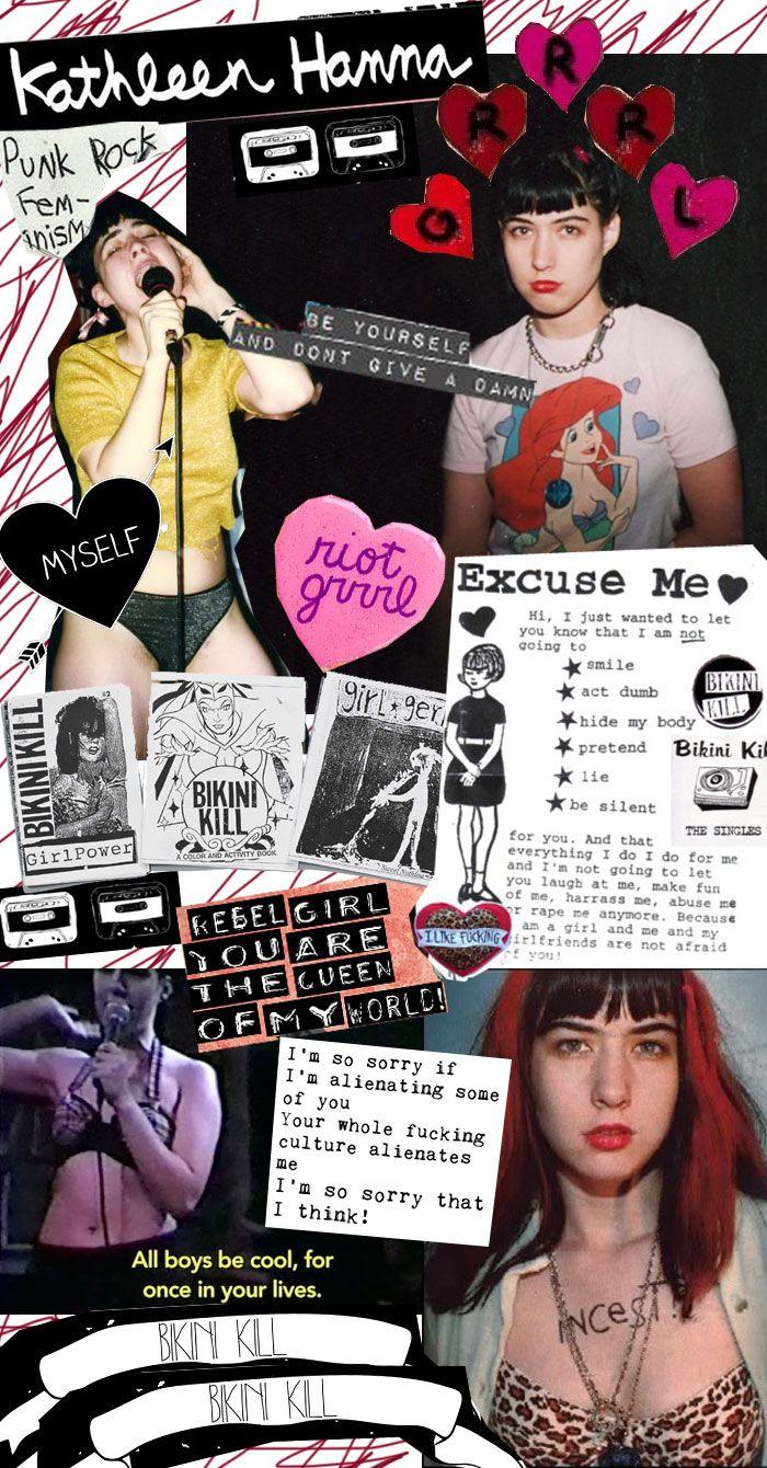 The Punk Singer: O documentário incrível sobre a cantora e feminista Kathleen…