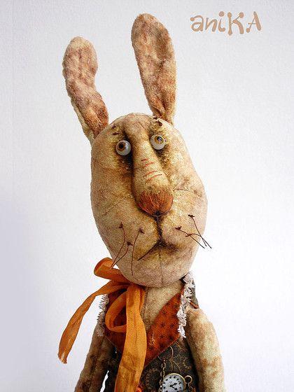 Мишки Тедди ручной работы. Ярмарка Мастеров - ручная работа. Купить Иннокентий. Handmade. Лен, масло