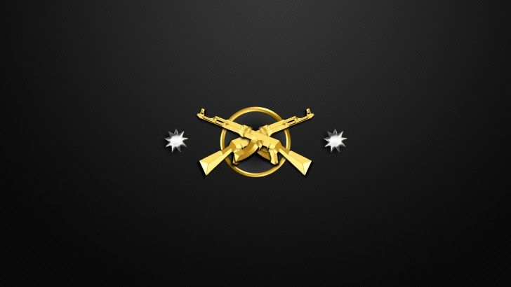 Download CSGO Master Guardian Elite Rank 1920x1080