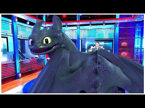 HOW TO TRAIN YOUR DRAGON 3 Trailer (NEW 2019)| All Funny Toothless