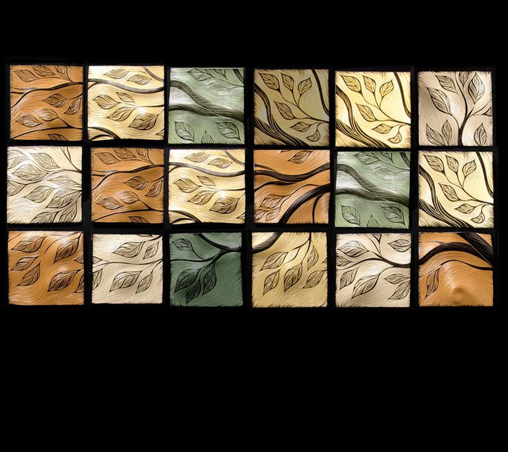Natalie Blake Studios Installation Shots Of Sculptural Wall Art Tile
