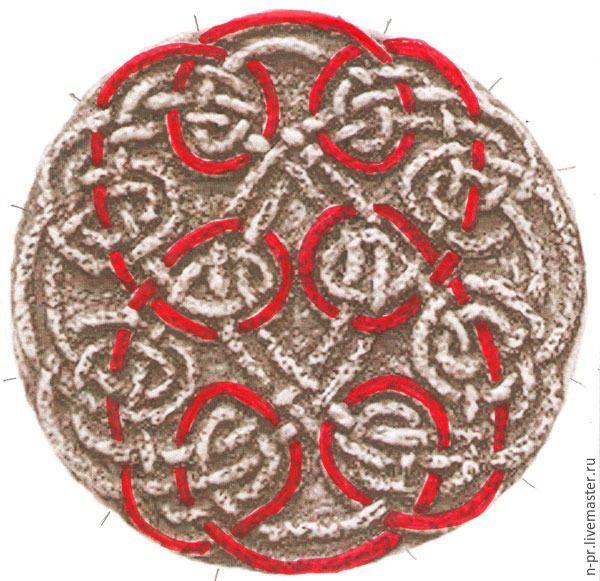 Тематическая неделя — «Ирландия», будем плести кельтский узел (узор, орнамент). Какая связь между узлом и Ирландией? Узел — кельтский, кельты давным-давно якобы населяли территорию, называемую сейчас Ирландией — вот вам и связь. Разные мастера применяют кельтский узел в своем творчество: художники, резчики по дереву, камню, татуировщики, гравировщики.
