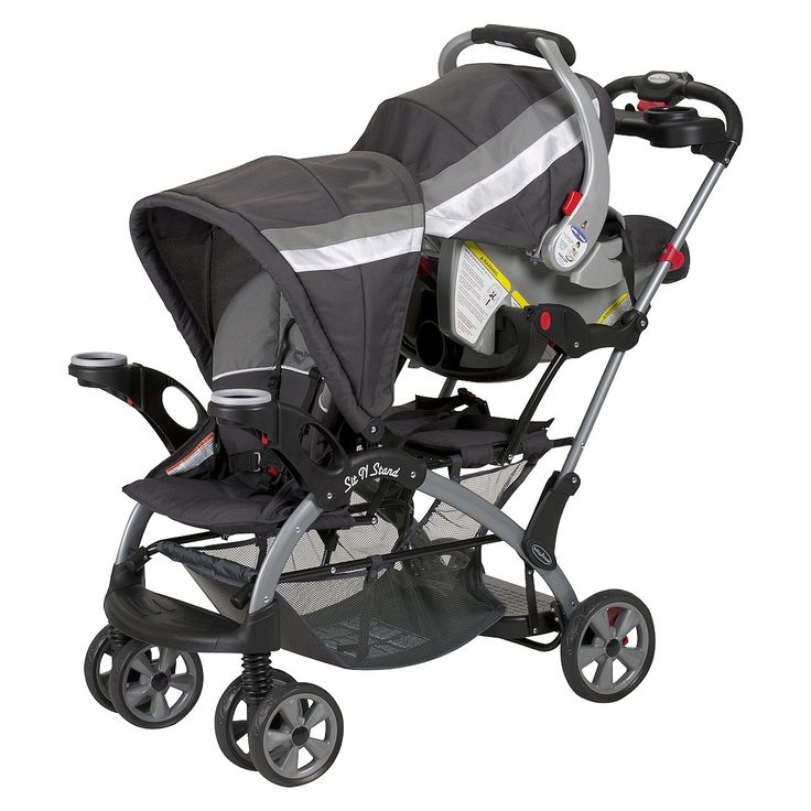 Baby trend sit n stand ultra liberty target tandem