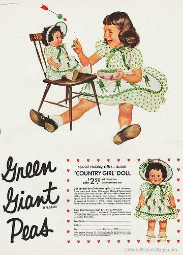 vintage toy ad | Lista regali per femmine senza fratelli e maschi senza sorelle ...