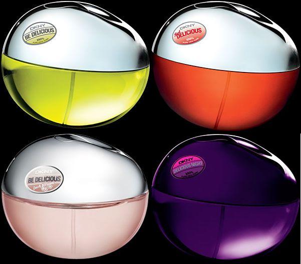 DKNY Perfume - I love all of them!
