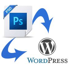 http://www.i-webservices.com/PSD-to-Wordpress-Conversion Try PSD to Conversion Services