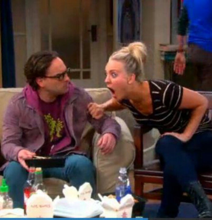 did sheldon and penny dating in real life