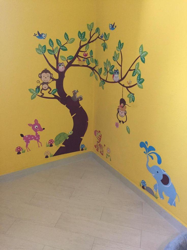 Oltre 25 fantastiche idee su decorazione da parete ad albero su pinterest decorazione da - Albero su parete ...