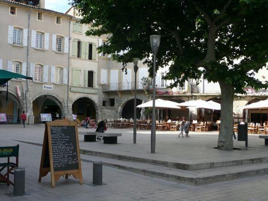 Nyons, Provence, France