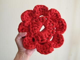ari crochet & craft: Flower Friday a lo grande!