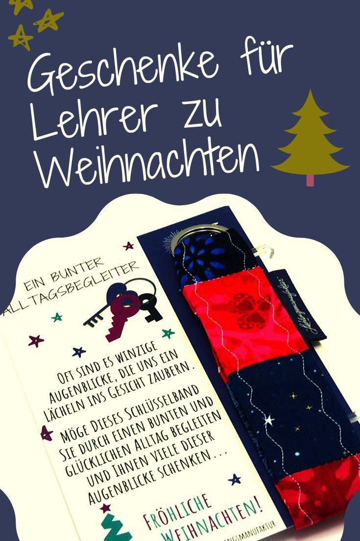 Geschenke Fur Lehrer Zu Weihnachten Aus Der Lieblingsmanufaktur Lehrer Geschenk Geschenke Geschenkidee Lehrer